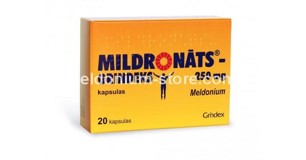 Get meldonium fast