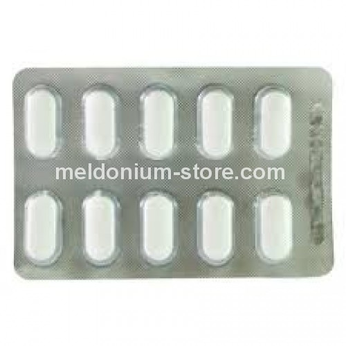 Meldonium  MILDRONATE® 500mg 10 capsules (Get to know us product)