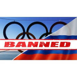 Fair decision by Olympic committee Russia banned from 2018 olympic games